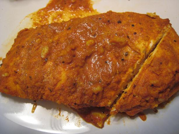 Spicy Baked Chicken (From India) -- Masaledar Murghi