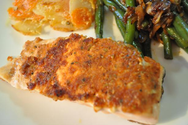 Grilled Southwest Spicy Salmon