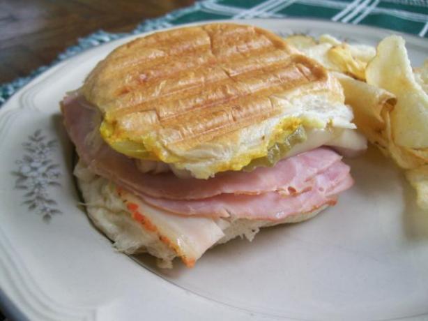 Authentic South Florida Cuban Sandwiches