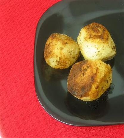 Rissole Potatoes