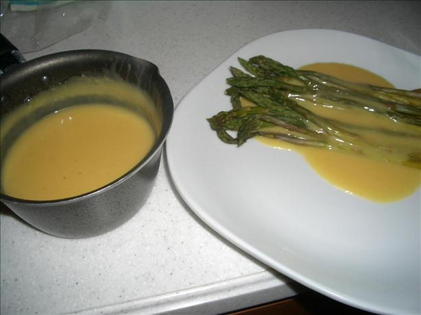 Julia Child's Hollandaise Sauce