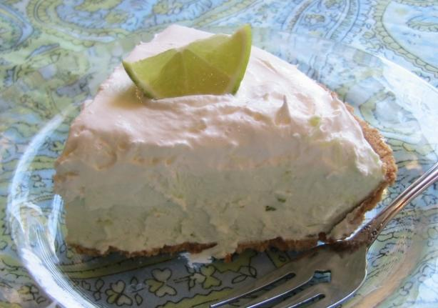 Margarita Cheesecake Pie (Easy No-Bake)