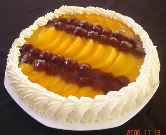 No-Bake Fruit Topped Cheesecake