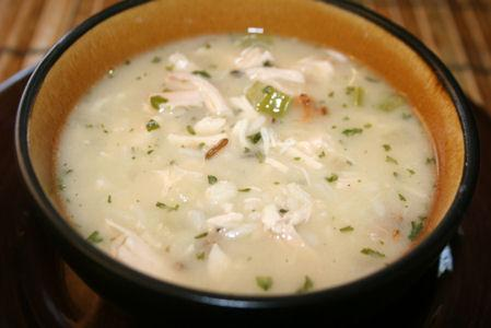 Chicken Wild Rice Chowder