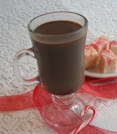 Peppermint-Mocha Coffee