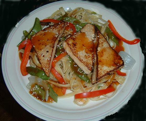 Asian-Style Grilled Tofu