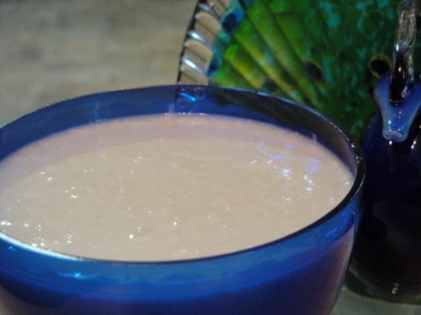 Cambodian Coconut Sauce