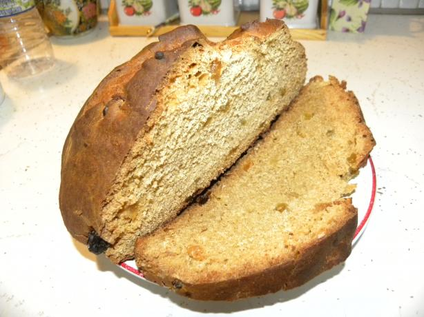 Authentic Irish Soda Bread (Bread Machine)
