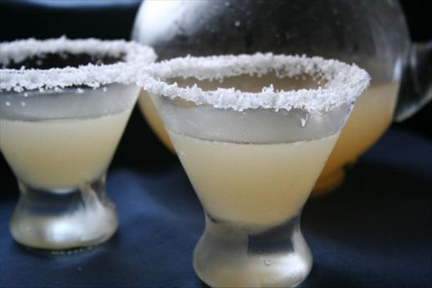 Janice's Margarita Martinis for a Party