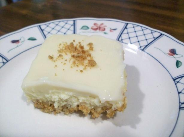 2bleu's Key Lime Pie Bars