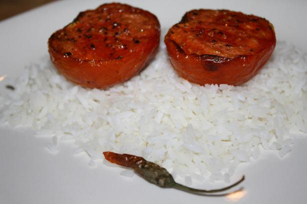 Persian Style Steamed Rice