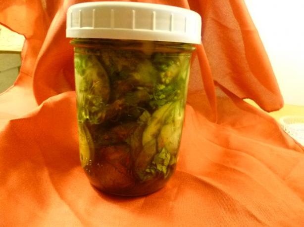 Vietnamese Style Cucumber Pickle