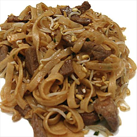Beef With Rice Noodles (Kway Teow)