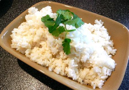 Wali - Kenyan Coconut Rice