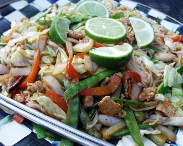 Weeknight Chow Mein