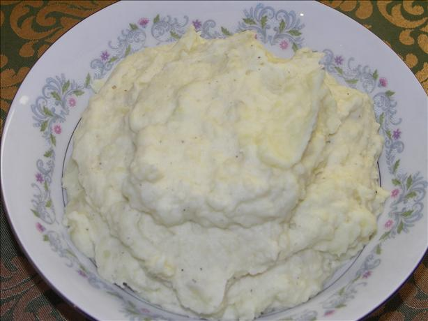 Barefoot Contessa's Mashed Potatoes