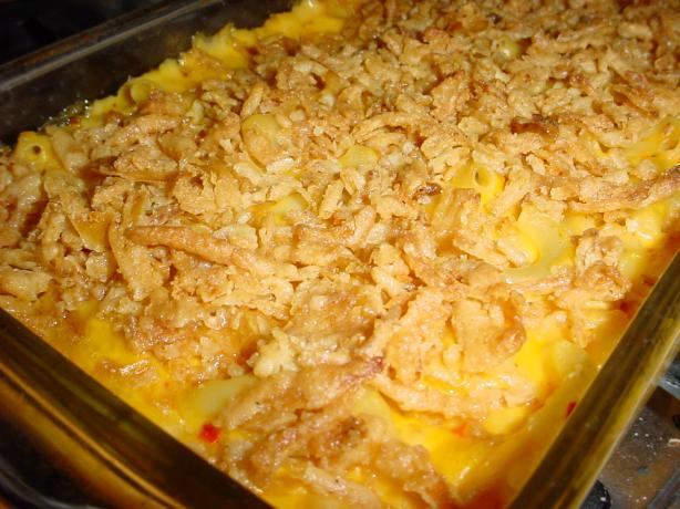 """souper"" Easy Macaroni and Cheese"