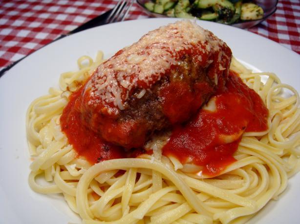 Individual Italian Meat Loaves