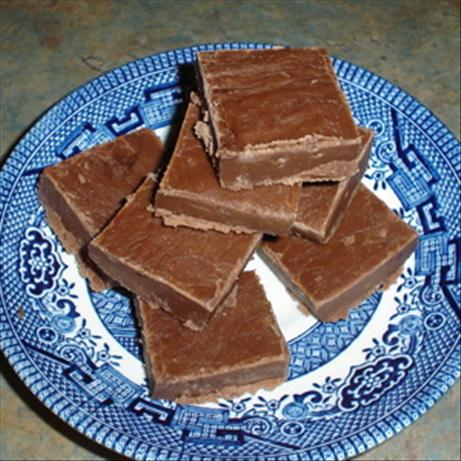Easy Pudding Fudge