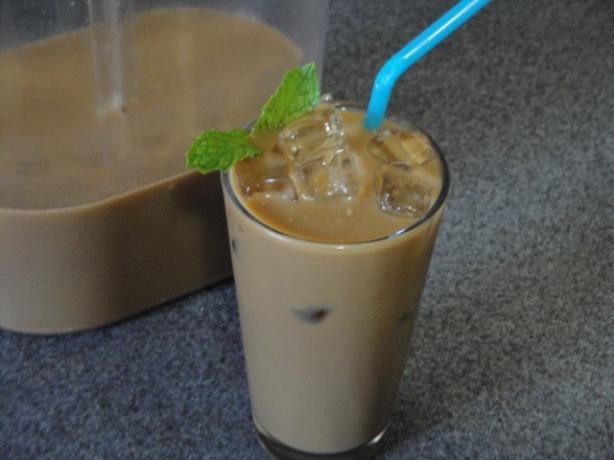 Thai Iced Coffee - 12 Hour Brew Technique