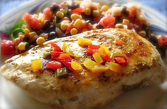 Jalapeno Pepper Jelly Chicken