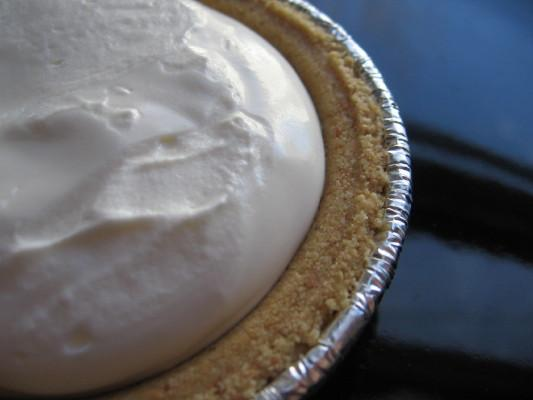 Easiest Lemon Pie