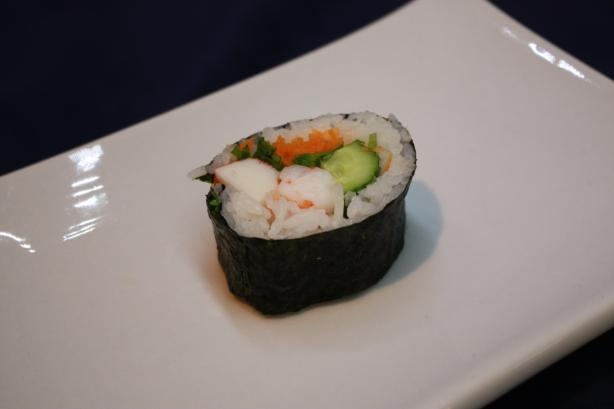 Futomaki - Big Sushi Roll