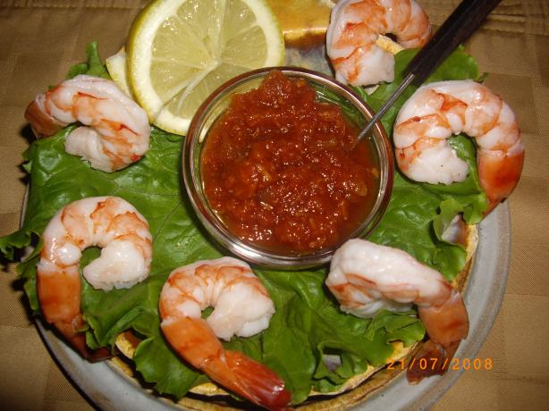Mighty Red's Seafood Sauce