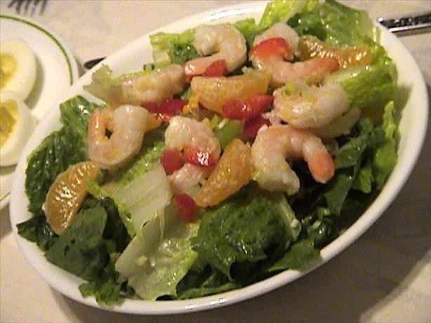 Special Shrimp Salad