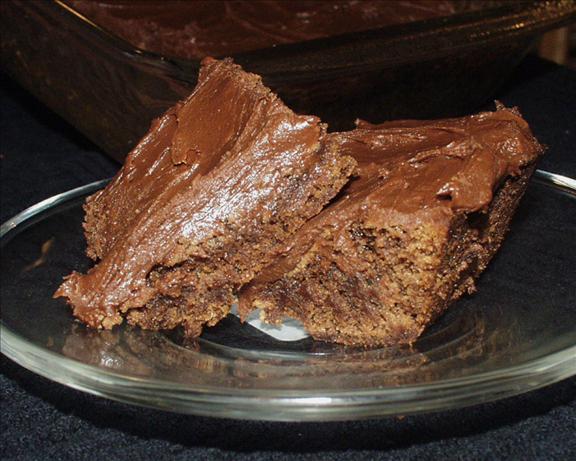 Grandma's Old Fashioned Brownies