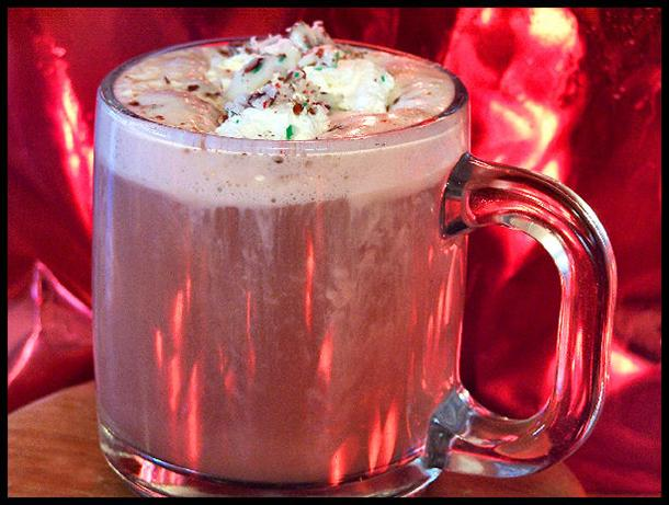 Peppermint Cocoa