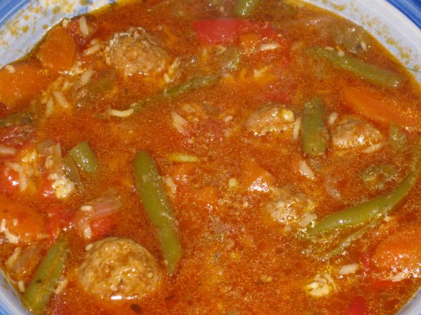 Slow Cooker Easy Spicy Sausage Soup