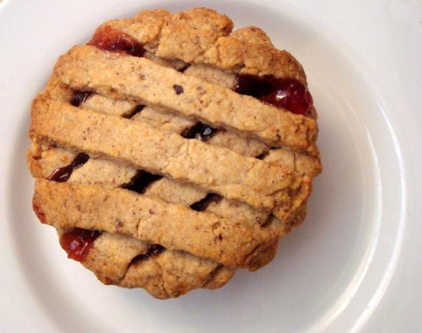 Nancy Silverton's Mixed Berry Crostata
