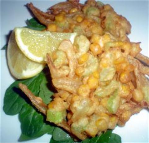 Shaza's Favourite Corn Fritters