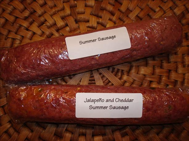Spicy Summer Sausage