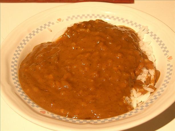 Peanut Sauce Meets Vegemite