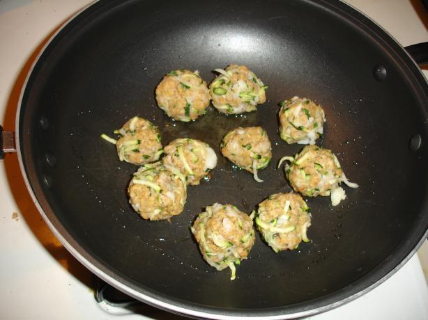 "Veggie "" Fish"" Balls"