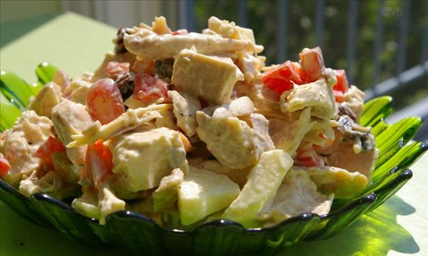 Fruity Chicken Salad