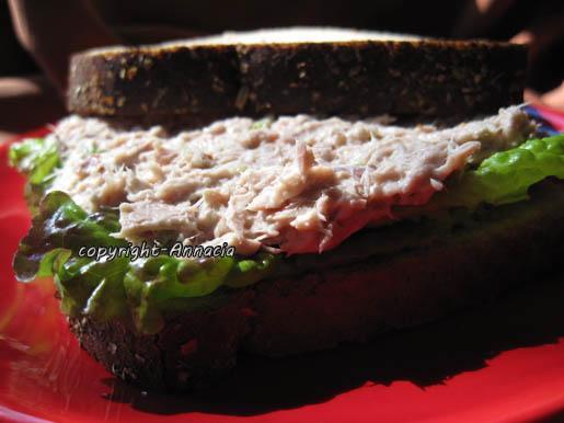 Tuna Salad or Sandwich Spread