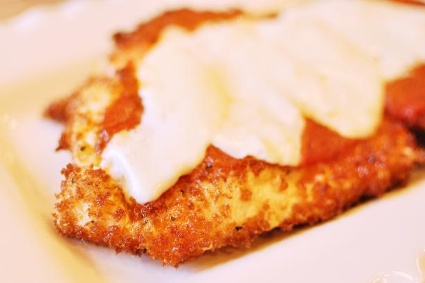 Chicken Parmigiana (Courtesy of Bobby Flay)