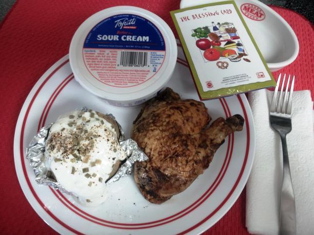 Quick BBQ Chicken Legs - Homemade BBQ Sauce