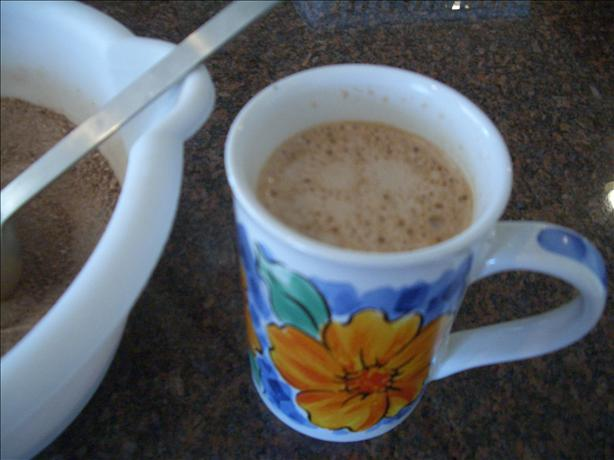 Hot Chocolate Mix (no Quik)
