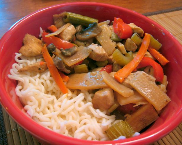 Chicken Ginger Pot