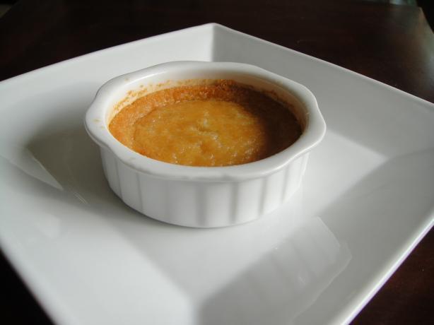 Honey Coconut Custard