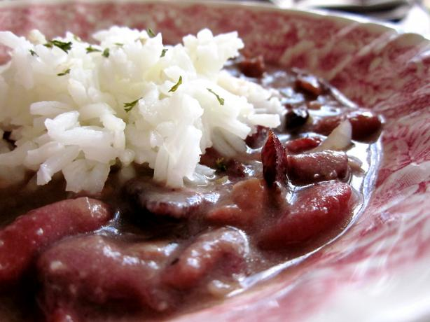 Big Easy Red Beans N' Rice