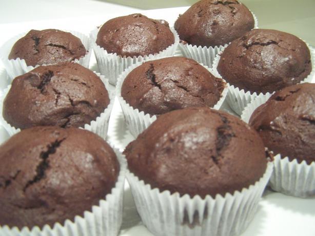 Cinnamon Brownie Cupcakes