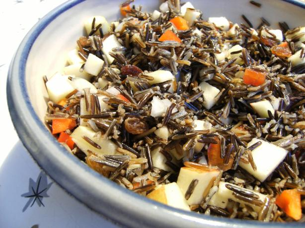 Snoqualmie Wild Rice Apple Salad