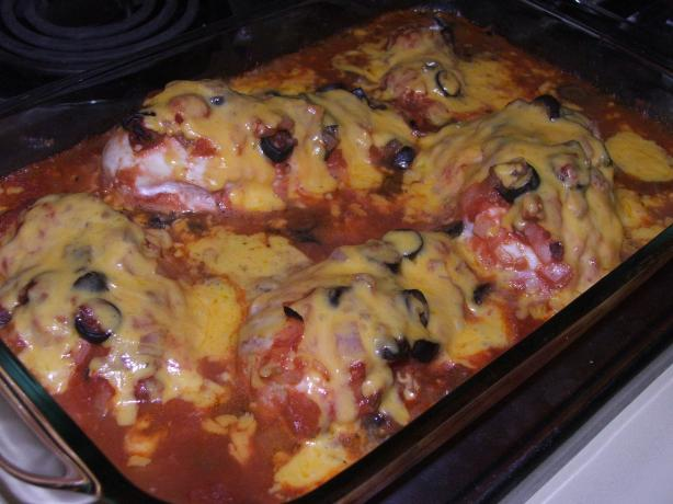 Make-Ahead Mexican Chicken (Oamc)