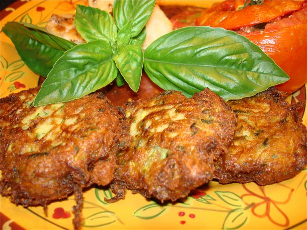 Barb's Zucchini Patties