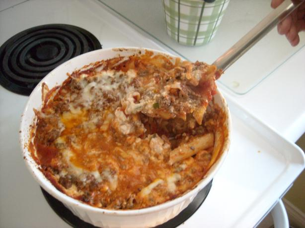 Beef Noodle Company Casserole